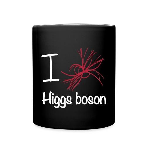 Tasse en couleur, I love Higgs boson - Mug uni
