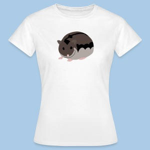 T-paita normaalilla talvikolla - Naisten t-paita