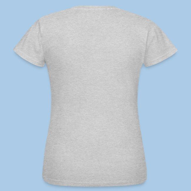 T-paita helmiäissafiirilla talvikolla