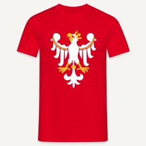 Orzeł piastowski - Koszulka męska