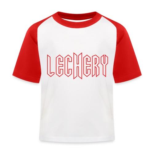 Childrens Tshirt - Kids' Baseball T-Shirt