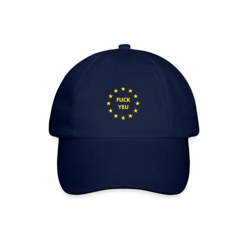 EU Cap Europe - Baseballcap