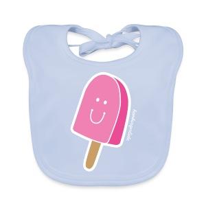 Popsickle - Lätzchen - Baby Bio-Lätzchen