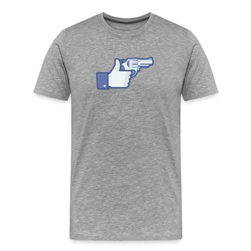 Like-Gun Original T-Shirt - Männer Premium T-Shirt