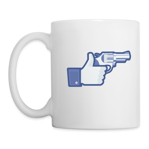 Like-Gun Kaffeetasse - Tasse
