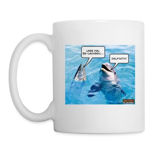Snicklink Re-Lachs Kaffeetasse - Tasse