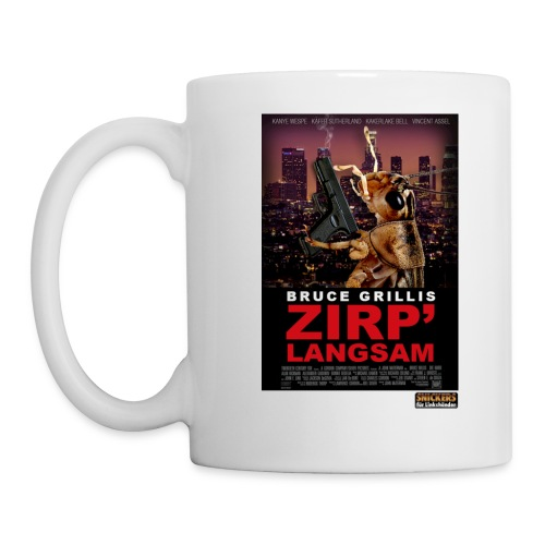 Zirp' Langsam Kaffeeetasse - Tasse