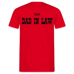 Dad in Law t-shirt - Men's T-Shirt