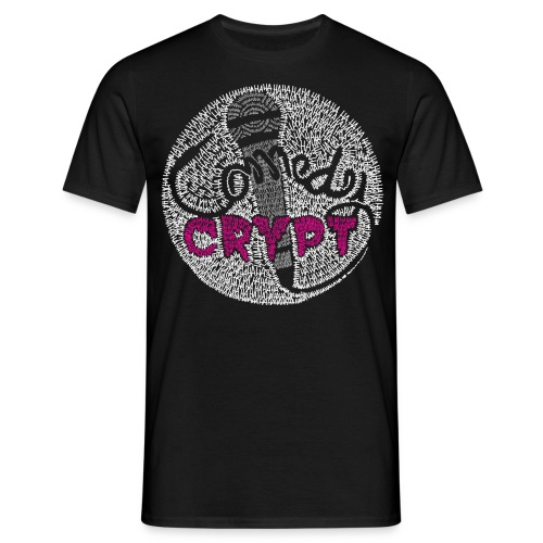 HaHaHaHaHaHa (Black) - Men's T-Shirt