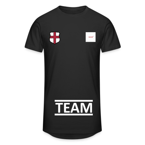 TEAM||SEZO  MEN PLATINIUM EDITION 2 - Men's Long Body Urban Tee