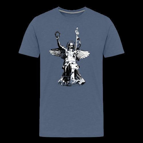 Gooldelse mit Kopfhörer (Vintage) S-5XL T-Shirt - Männer Premium T-Shirt