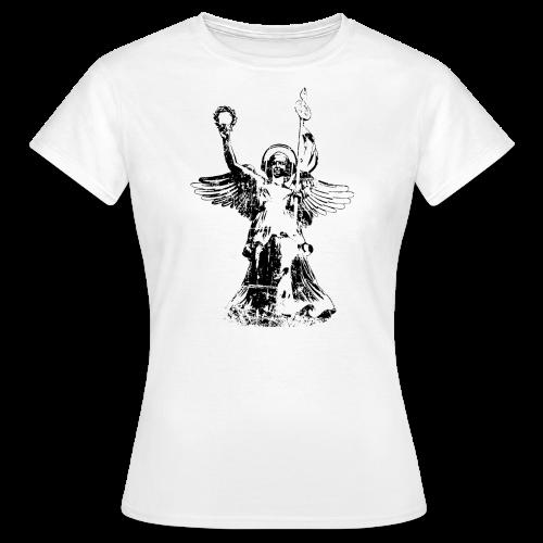 Goldelse mit Kopfhörer (Vintage) T-Shirt - Frauen T-Shirt