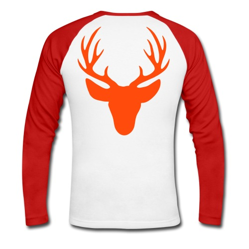 FUN WEAR - Men's Long Sleeve Baseball T-Shirt