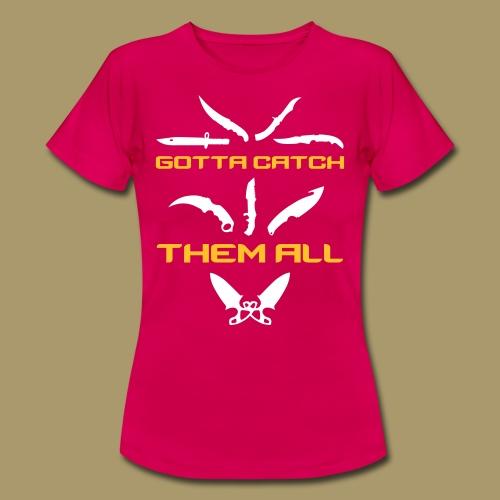 GCTA Girl T-shirt  - Frauen T-Shirt