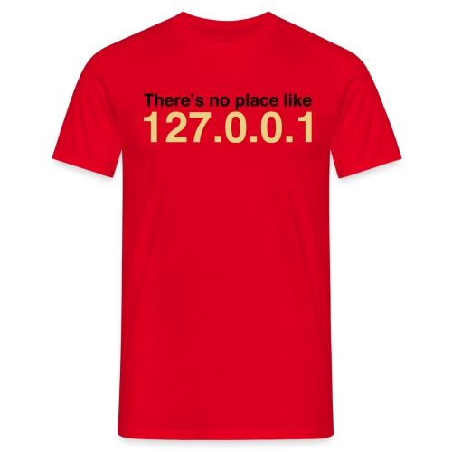 home  - T-skjorte for menn