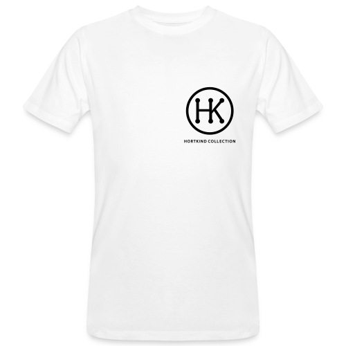 Hortkind Redesign Official - Männer Bio-T-Shirt