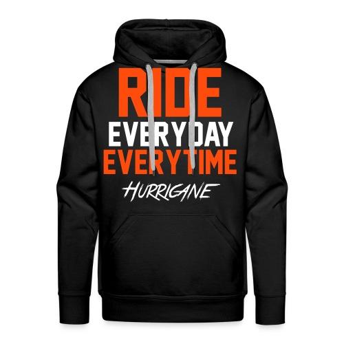 Ride E/E Hurricane Sweat - Sweat-shirt à capuche Premium pour hommes