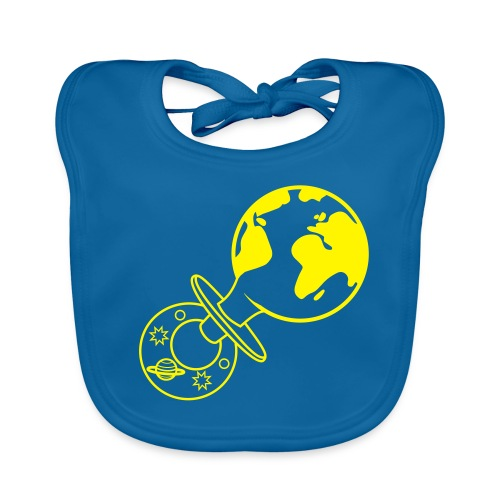 World pacifier - Bio-slabbetje voor baby's