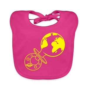 World pacifier - Bio-slabbetje voor baby's