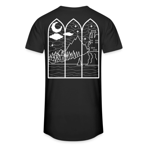 DMS - Vitraux ( Long ) - T-shirt long Homme