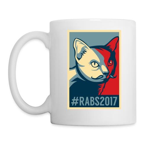 MUG #RABS2017  - Mug blanc