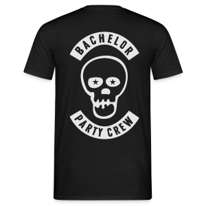 Männer T-Shirt - Bachelor Party Crew