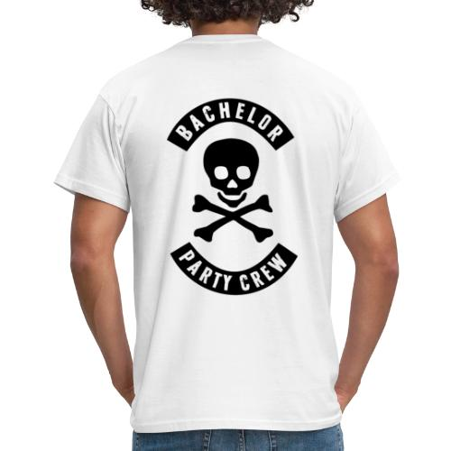 Männer T-Shirt - Bachelor Party Crew