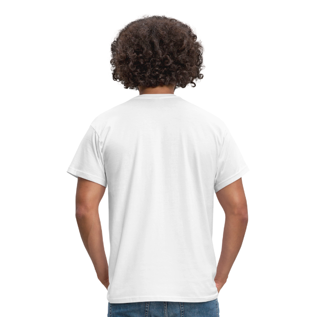 Goldelse mit Kopfhörer (Vintage Schwarz) Berlin T-Shirt