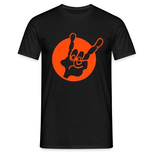 GetRock - Maglietta da uomo