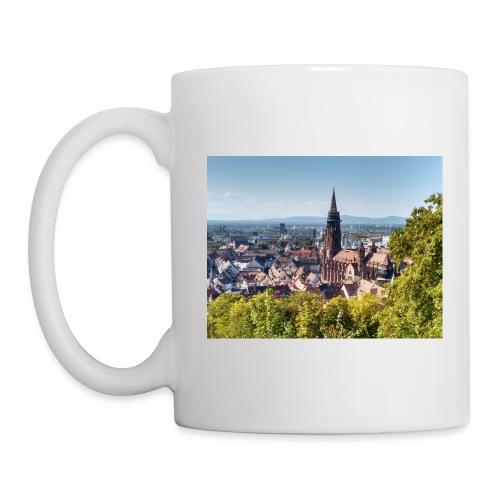 Tasse I Love Freiburg mit Motiv - Tasse