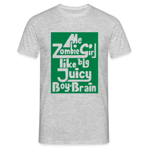 Zombie Girl by Bladh - Men's T-Shirt