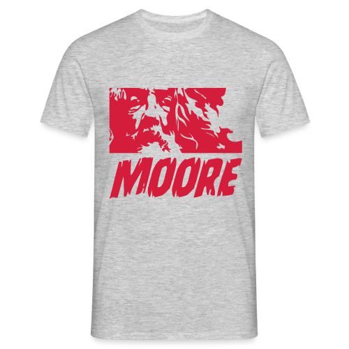 Moore by Bladh - Men's T-Shirt