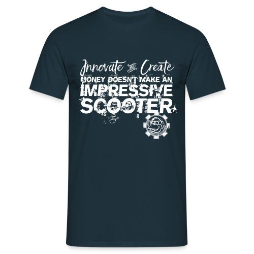 """""""Impressive Scooter"""" T-Shirt, Jungs - Männer T-Shirt"""