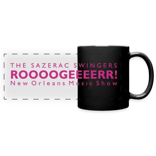 Good Morning Roooogeeeer! - Panoramatasse farbig
