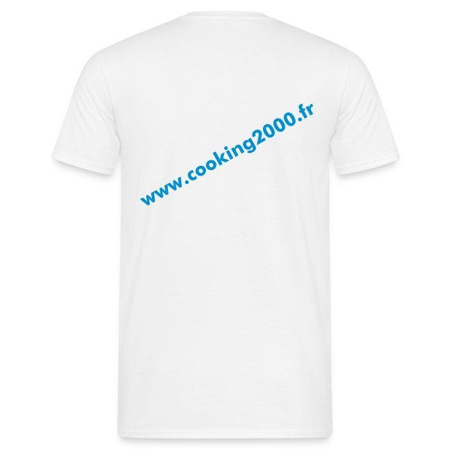 T-Shirt Officiel Cooking2000