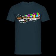 T-Shirts ~ Männer T-Shirt ~ Mücke zu Elefant - DIGITAL