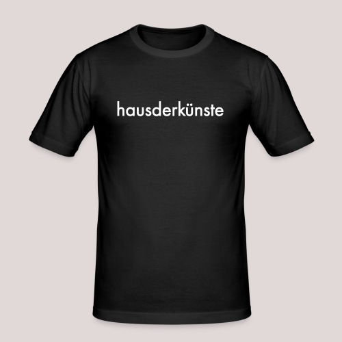 hausederkünste - Maglietta aderente da uomo