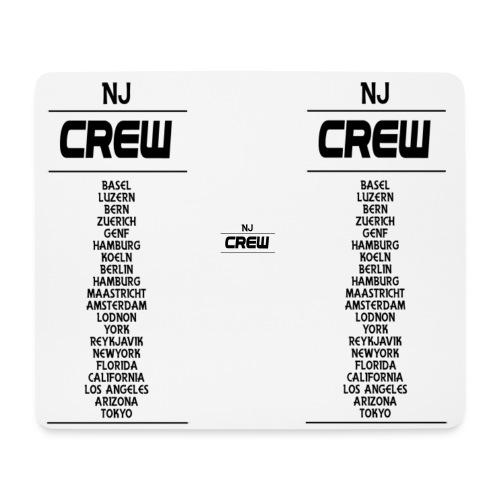 NJ Crew Mousepad - Mousepad (Querformat)