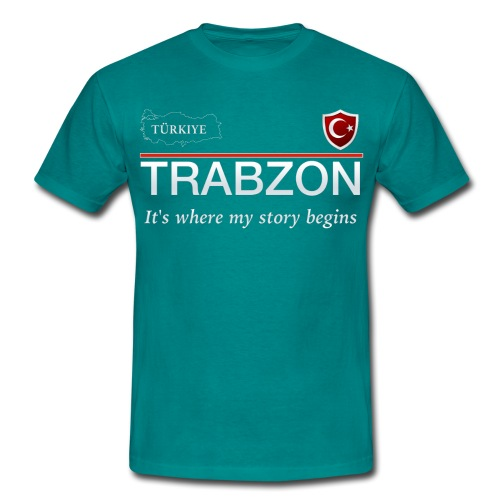 Trabzon - Männer T-Shirt