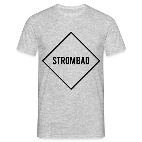 Strombad sign - Männer T-Shirt