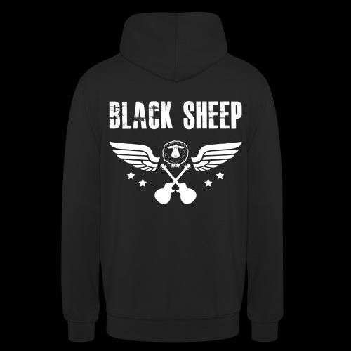 Black Sheep Wings Kapuzenpullover Unisex - Unisex Hoodie
