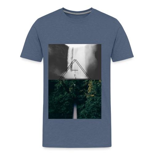 Earl grey T: - Men's Premium T-Shirt