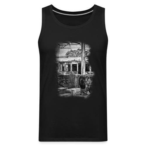 Urban Lifestyle Tanktop (black) - Männer Premium Tank Top