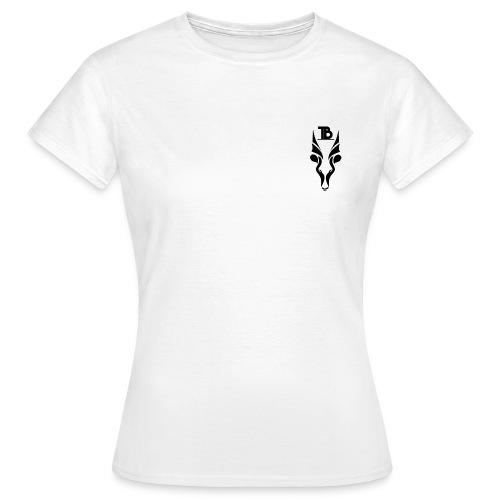 T-shirt Femme Blanc - T-shirt Femme