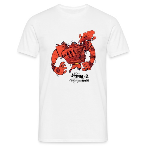 Worlds Party 2016 - Männer T-Shirt