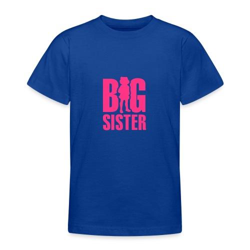 Camiseta adolescente. Gran hermana - Camiseta adolescente