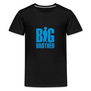 Camiseta adolescente. Gran hermano - Camiseta premium adolescente