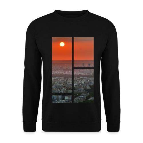 Paris Sun Pullover (black) - Männer Pullover