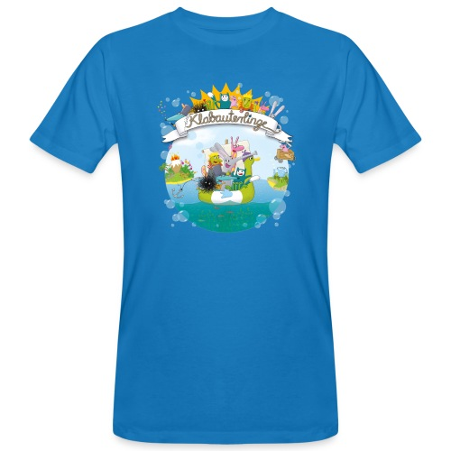 die Klabauterlinge - Männer Bio-T-Shirt