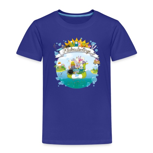die Klabauterlinge - Kinder Premium T-Shirt